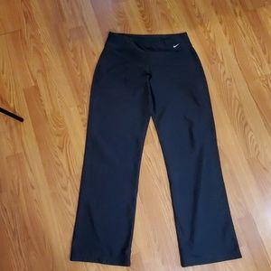 Nike dri fit full Length yoga pants M 8-10